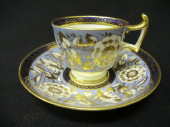 NOT FOR SALE Ridgway london shaped cup & saucer